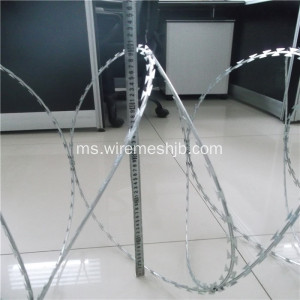 BTO-22 Hot-Dip Galvanized Wire Razor For Protection Farm
