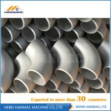 Accesorios de tubería de aluminio programados 40 y programados 80