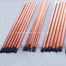 Hollow Core Gouging Carbon Rod 4mm