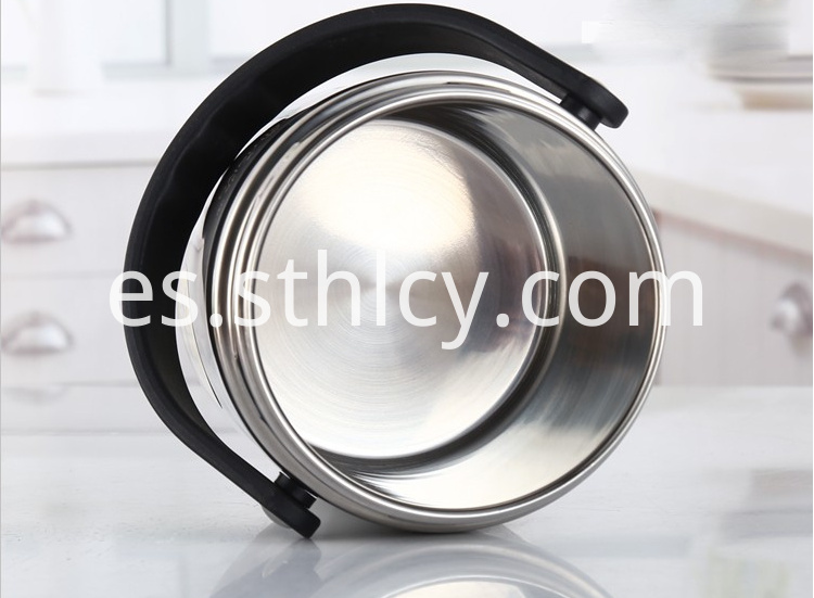 stainless steel container for food