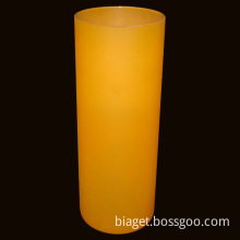 Printed Color Glass Lamp Shade (T200)