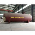 Horizontal 60 CBM Mounded Domestic LPG Tanks
