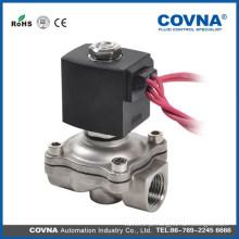 COVNA 2W31 Válvula solenóide de diafragma hidráulico de 2/2 vias normalmente fechada