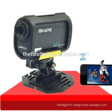 iShare S10W Full HD 1080P WiFi sport camera 170 degree wide angle action professional video camera