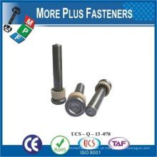 Made in Taiwan Conectores de carga de cisalhamento de metal com fardas cerâmicas