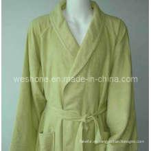 Bambú albornoz, albornoz, traje de bambú (BR-B0708S)