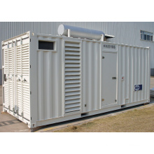 CE Supplier 50Hz 640kw/800kVA Container Cummins Generator Set (GDC800*S)