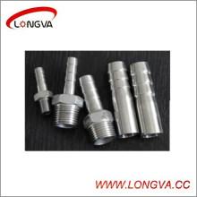 Raccord de tuyau de raccord de tuyau sanitaire en acier inoxydable