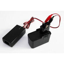 9.6V Power Tool Battery Charger For BOSCH GSR 9.6 VPE-2, GS