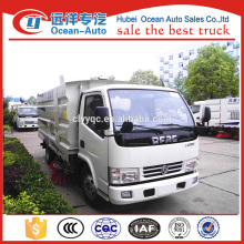 DFAC 4x2 small sweeper truck/road sweeper truck for sale