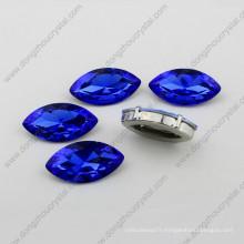 Navette Dz-4200 Crystal Fancy Stones Bijoux Perles