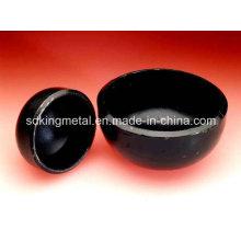 Seamless Butt de soldadura de acero al carbono Xh Caps