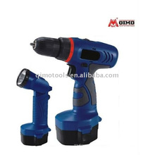 QIMO Power Tools N14404S2 14.4V Two-speed Cordless Drill