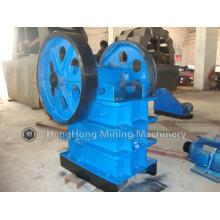 Équipement minier de concasseur de mâchoire de pierre minérale de plomb