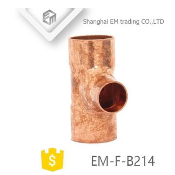 EM-F-B214 accesorios de tubería de cobre de fabricantes