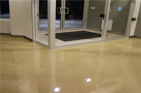 Clear Epoxy for Concrete Floors