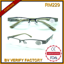 RM229 Rimless Reading Glasses