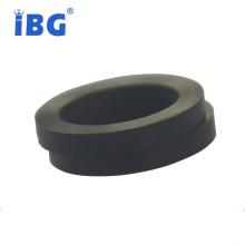 Gegoten rubberen ringpakking voor buis