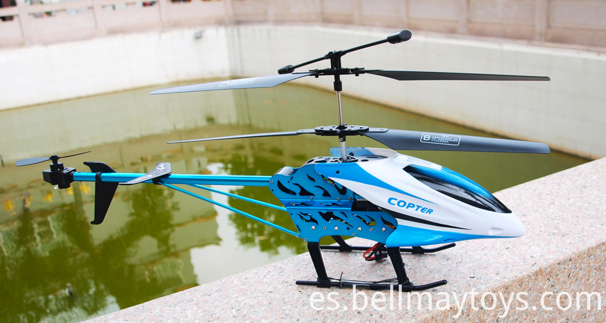 Toy RC Helicopter