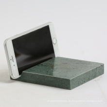 Natürlicher Marmor-Telefonhalter