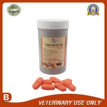 Medicamentos Veterinários de Levamisole Bolus 1000mg