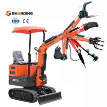 Cost to Buy a Mini Excavator