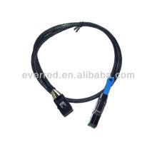 MINI SAS HD SFF-8644 para cabo SFF-8087 (ERS051-002)