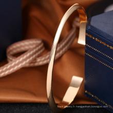 Cadeau de jour de valentine d'accessoires de mode de bracelet pour les bijoux 2018 pour des femmes