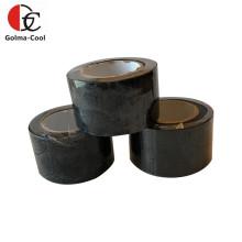 Gummiisolierung Klimaanlage PVC-schwarzes Klebeband