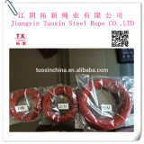 6x7 ss steel wire rope