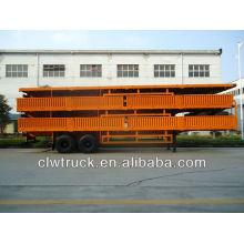 2-axis van semi-trailer for export