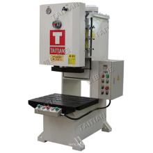 Prensa hidráulica do tipo de C (TT-C20T)