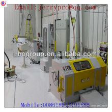 17DST (0.4-1.8) machine de tréfilage de cuivre intermédié (fil vertical payant
