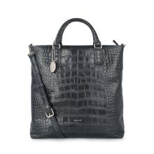 Sacos de couro luxuosos do crocodilo do saco do negócio do original das mulheres