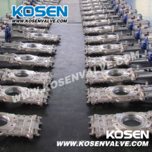 Through Conduit Knife Gate Valves (PZ73)