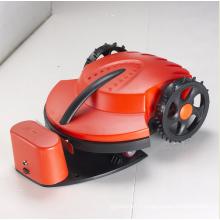 Robot lawn mower hand push gardening tool