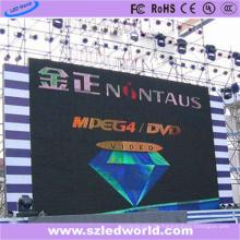 1/4 Scan SMD Fullcolor reparierte LED-Videowand für die Werbung