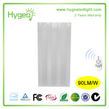 led grille panel light AC85-277V 54W LED grille light panel for shopping mall and office 600x1200
