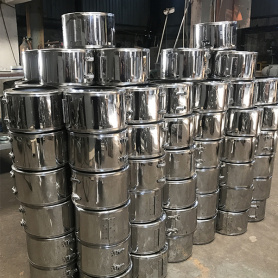 Stainless steel pipe Spray Shields Flange Protectors
