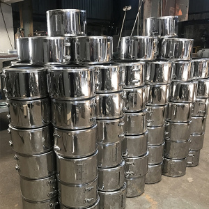 Stainless Steel flange guards flange leakage protection