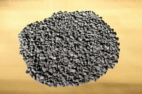 Plain natural flake graphite