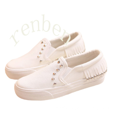 Hot New Arriving Women′s Classic Casual Canvas Shoes