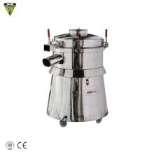 pharmaceutical vibrating powder sieve machine stainless steel