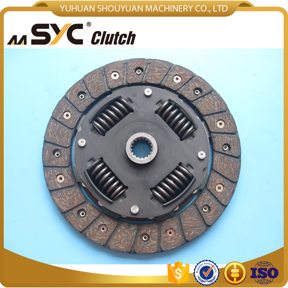 Ford Fiesta Disc Clutch