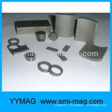Ímã sinterizado de SmCo (ímã do cobalto do Samarium)