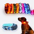 Hund LED Kragen Flash Nacht Sicherheit Haustier Kragen