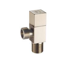 Toilet  Water Shut Off Control Inlet Washing Machine 1 2 Inch 90 Degree Brass Angle Valve 12