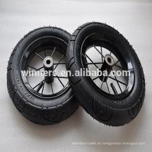 """rodas de borracha de triciclo de crianças 10 """"-16"""""""