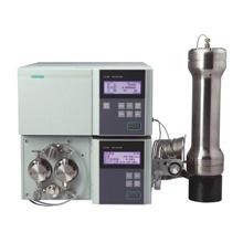 Cromatografía líquida de alto rendimiento semipreparativa HPLC LC-100p