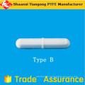Rice shaped PTFE magnetic stir bar
